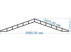 Ферма1 5580 мм