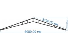 Ферма2 6000 мм