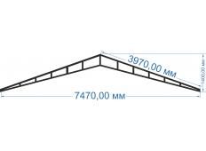 Ферма2 7470 мм