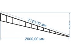 Ферма2p 2000 мм